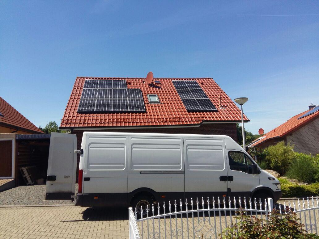 E3DC Speichersystem mit Wallbox in Hildesheim