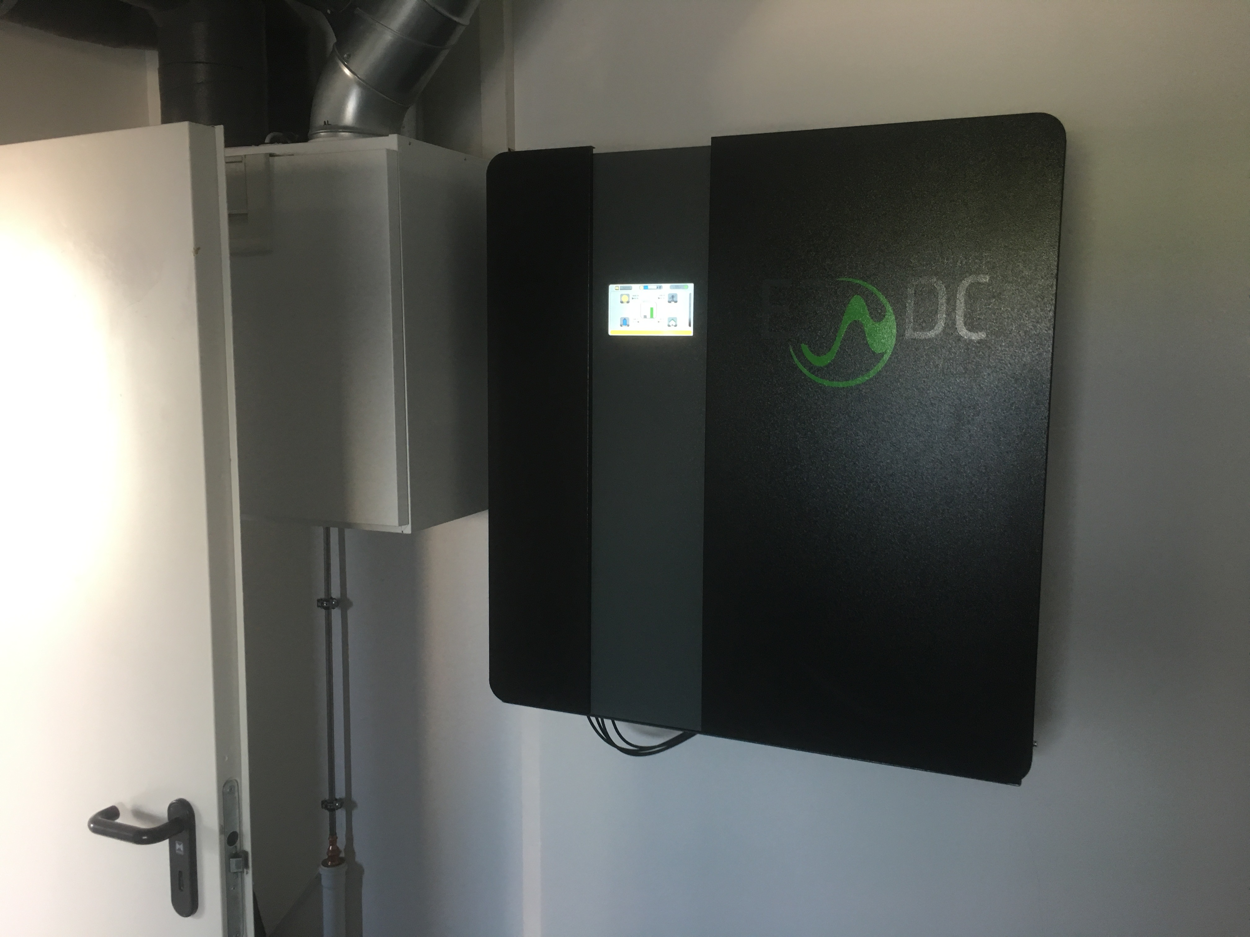 E3DC Speichersystem in Hillerse