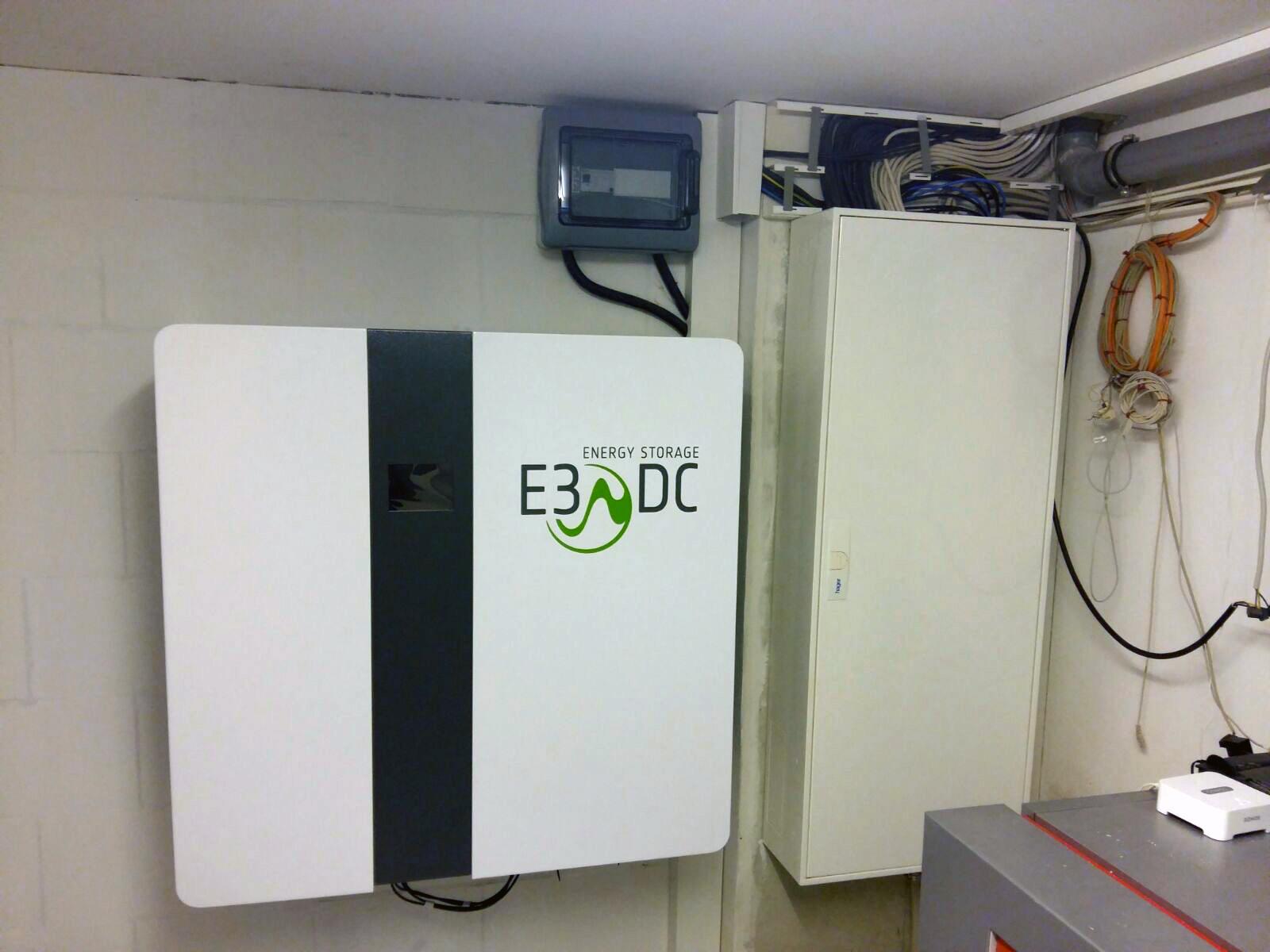 E3DC Speichersystem Mrozewski in 38229 Salzgitter