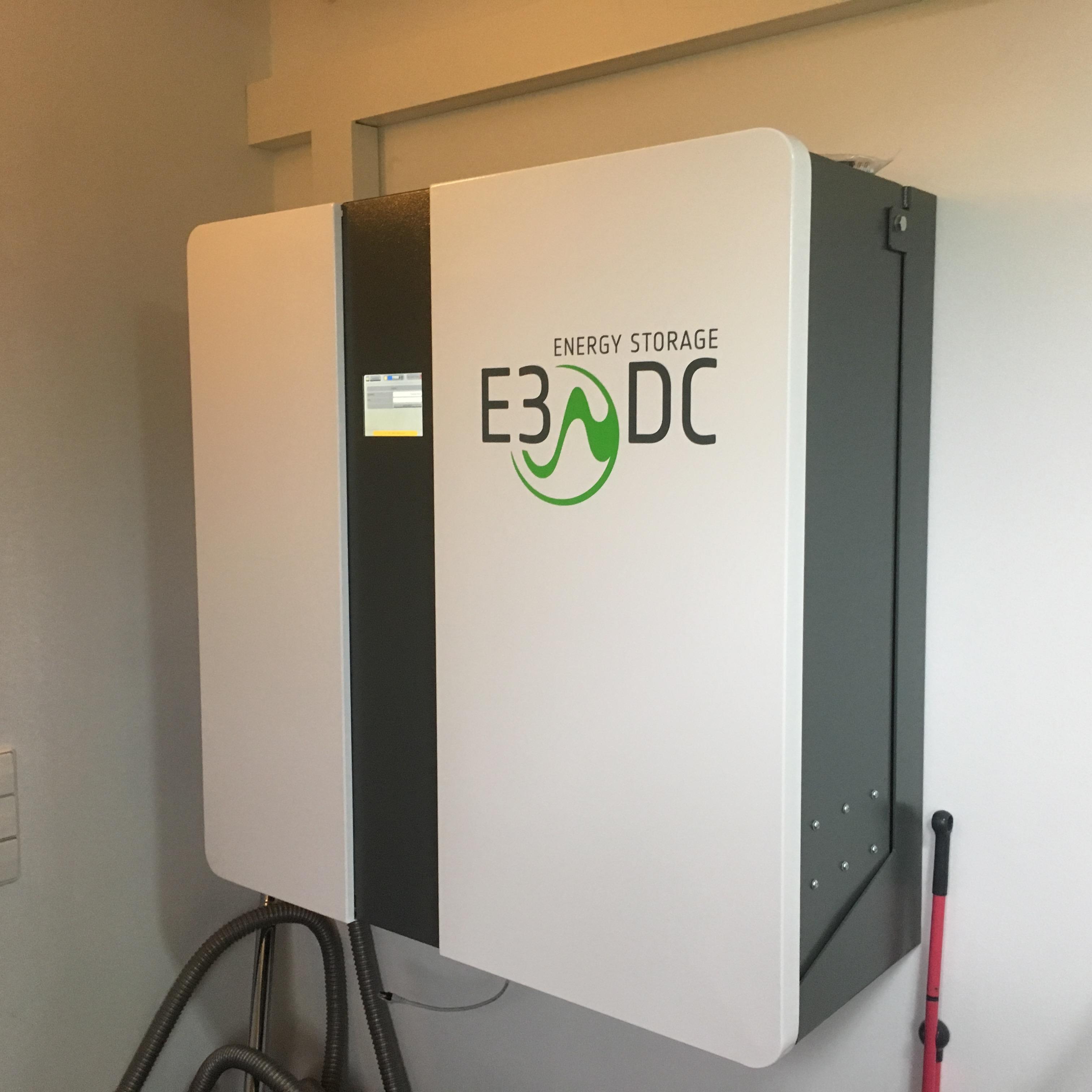 E3DC Speichersystem Brendes in 38165 Essenrode